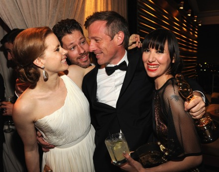 2014 Vanity Fair Oscar Party Hosted By Graydon Carter - Inside