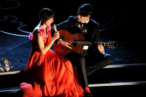 Karen O performance