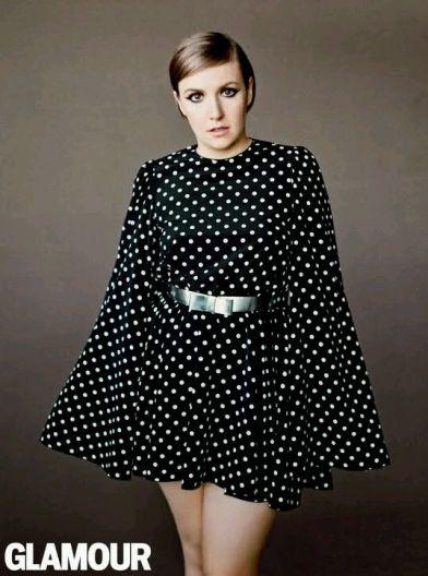Lena Dunham D&G