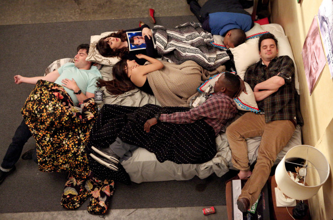 """New Girl 3 20 """"Mars Landing"""" Review: """"Nothing You're Saying"""