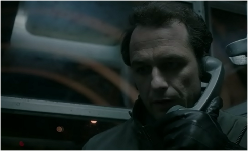 The Americans 2.02 leather gloves