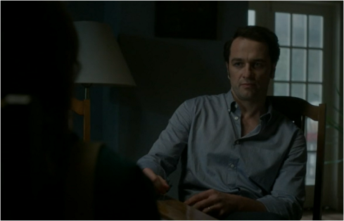 The Americans 2.03 disappointed dad
