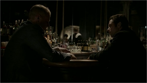 The Americans 2.04 bar confessions