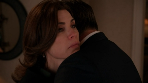 The Good Wife 5.15 middle distance