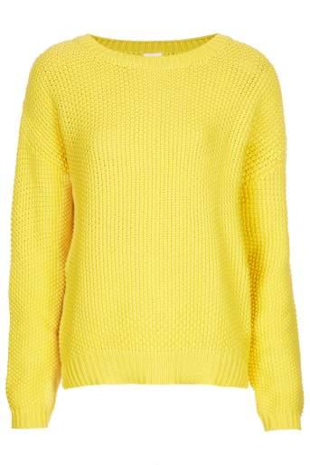 Topshop beehive sweater