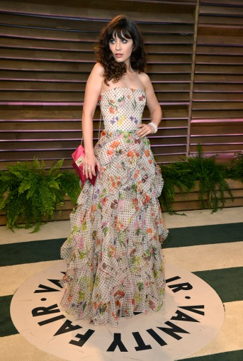 2014 Vanity Fair Oscar Party Hosted By Graydon Carter - Arrivals