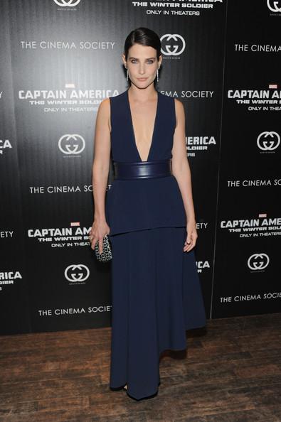 Cobie Smulders Captain America