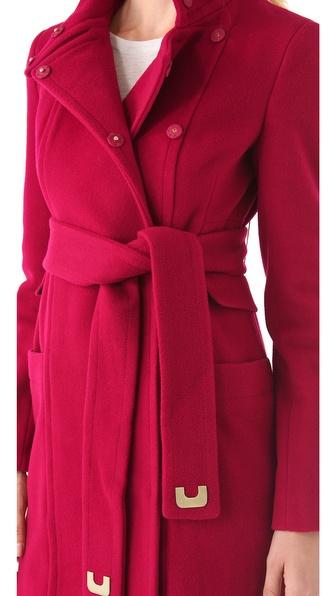 DVF Coat