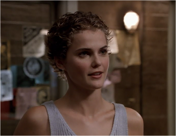 Tv Rewind Felicity Ancient History on justin timberlake hair