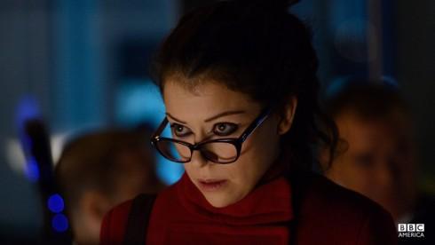 Orphan Black Sarah as Cosima