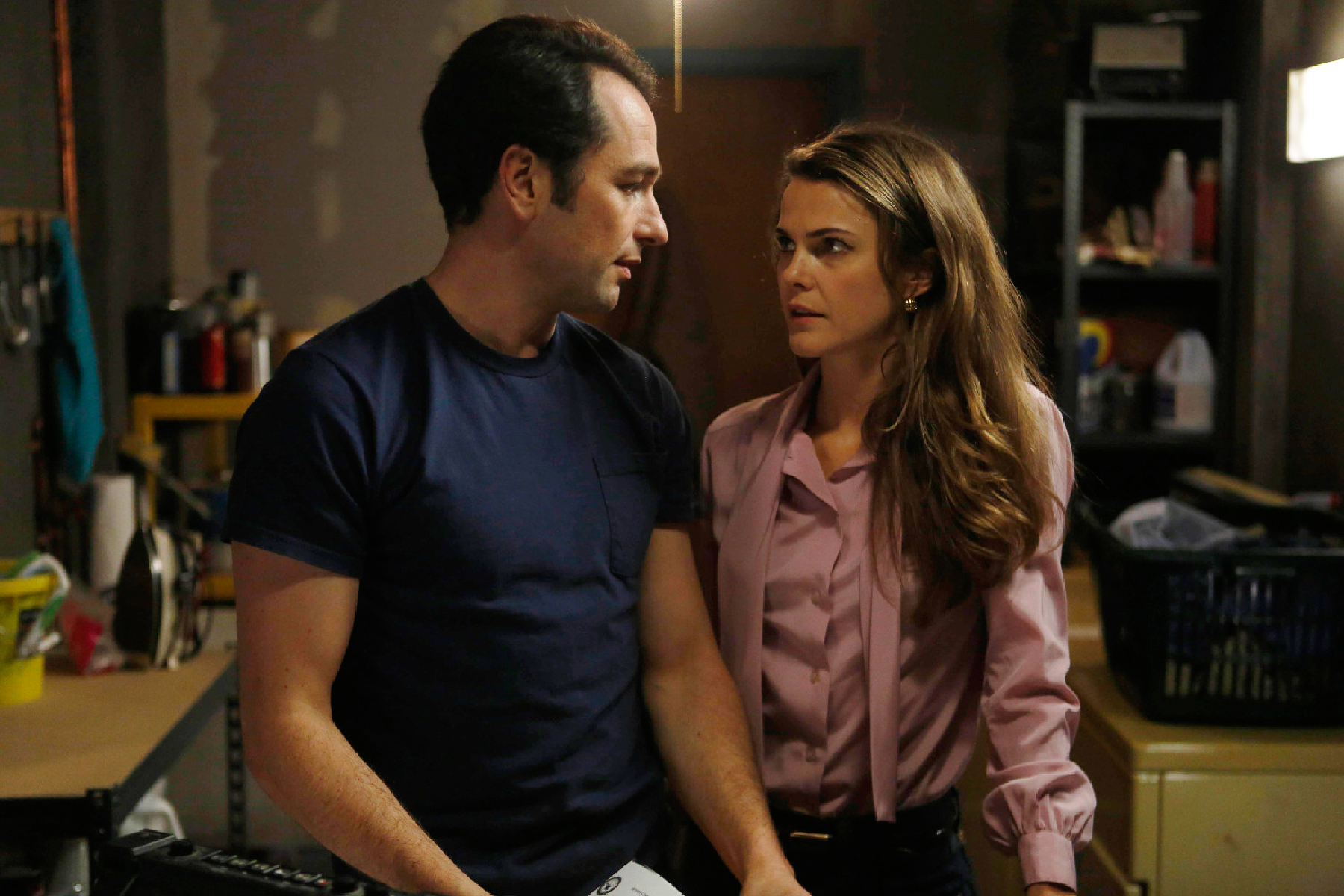 The Americans 206 Behind The Red Door Review Watching Is