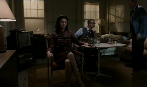 The Americans 2.07 polygraph