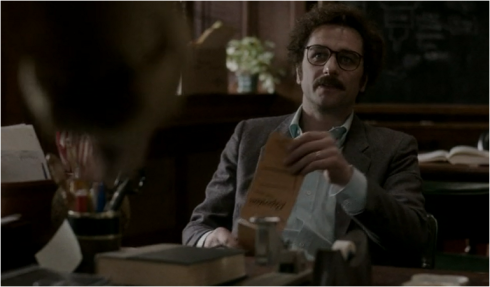 The Americans 2.07 reporter