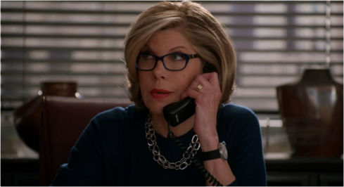 The Good Wife 5.18 Diane