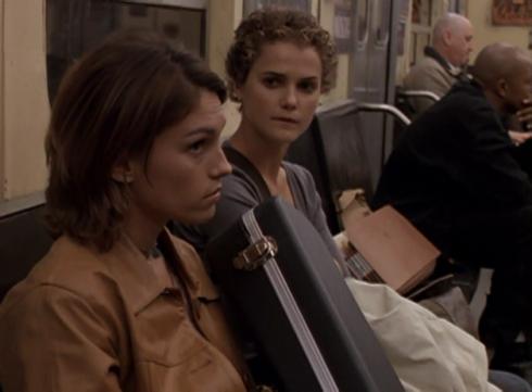 Felicity 2.04 subway