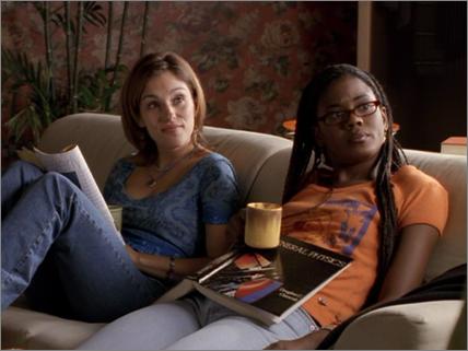 Felicity 2.06 Elena and Julie