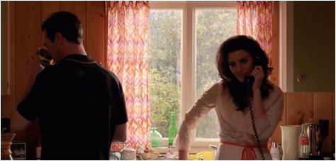 Mad Men 7.05 kitchen phone
