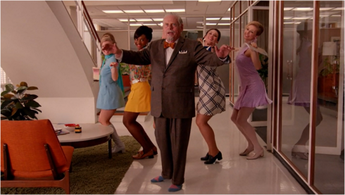 Mad Men 7.07 Bert