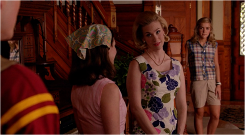 Mad Men 7.07 Betty and Sally