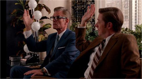 Mad Men 7.07 Ted and Jim