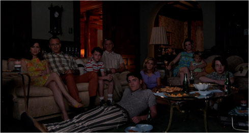 Mad Men 7.07 the Francis Family