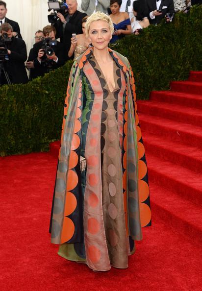 Maggie Gyllenhaal cape
