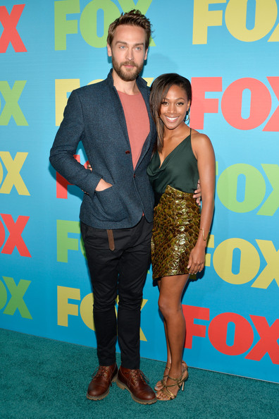 Nicole Beharie Tom Mison