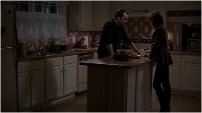 The Americans 2.12 kitchen