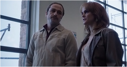 The Americans 2.12 meeting Fred