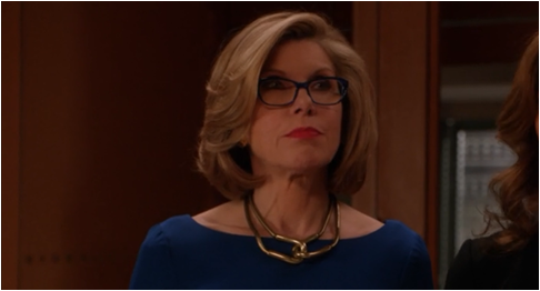 The Good Wife 5.21 Diane