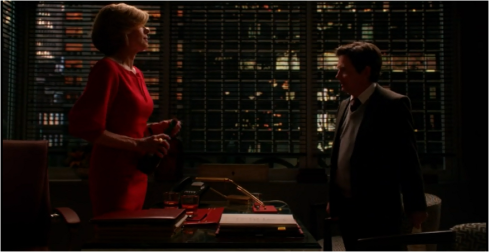 The Good Wife 5.22 Diane and Canning