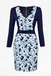 FC floral dress