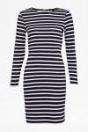 FC striped dress