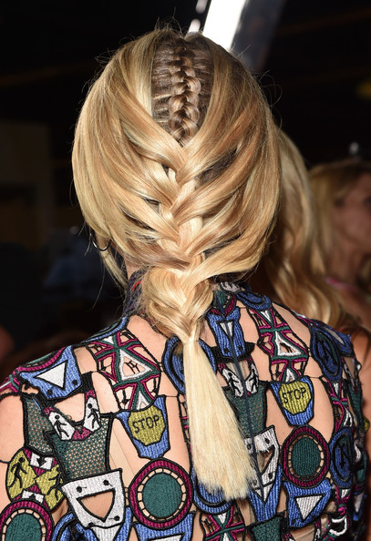 Diane Kruger hair