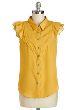 ModCloth yellow