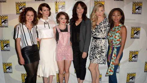 Women who Kick ass SDCC