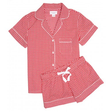 Eloise Orange Ring PJs