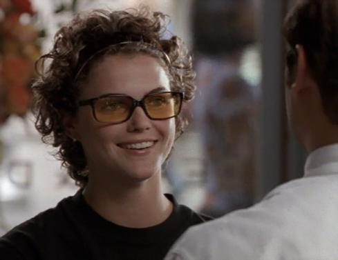 Felicity 2.20 Javiers glasses
