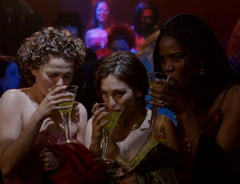 Felicity 2.21 drinks