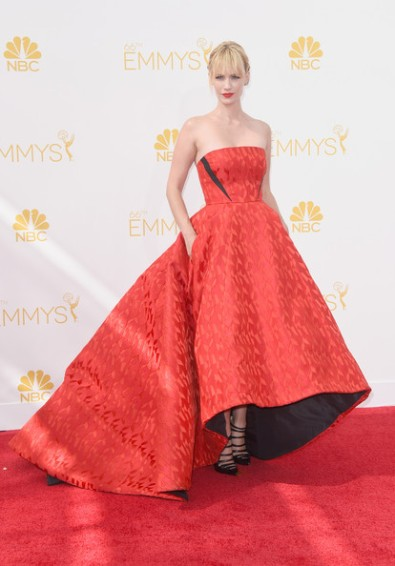 January Jones Emmys
