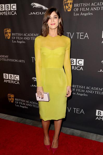 Lizzy Caplan BAFTA