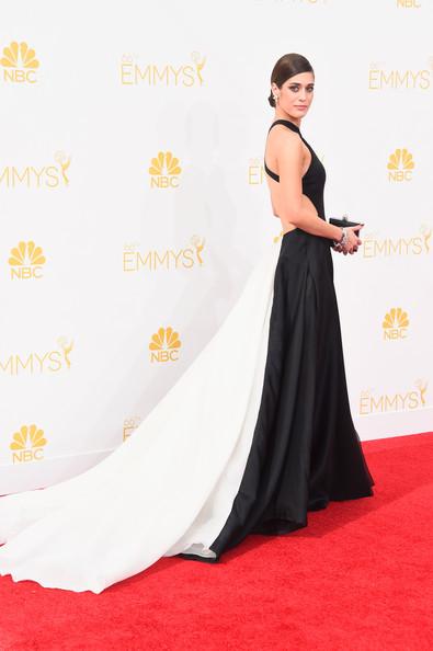Lizzy Caplan Emmys V2