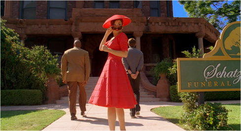 Chuck Pushing Daisies