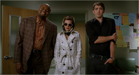 Pushing Daisies Chuck's disguise