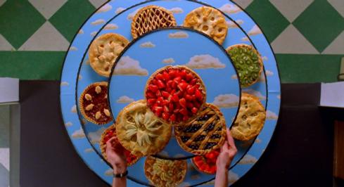 Pushing Daisies Pie