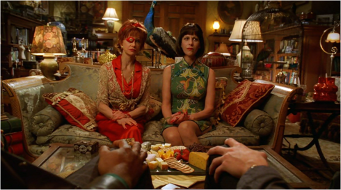 Pushing Daisies the aunts
