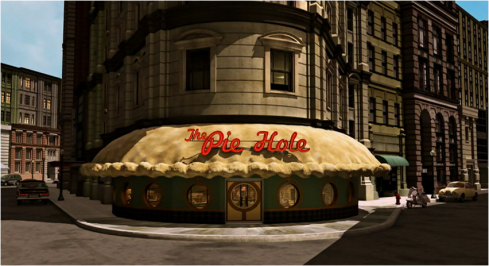 Pushing Daisies The Pie Hole