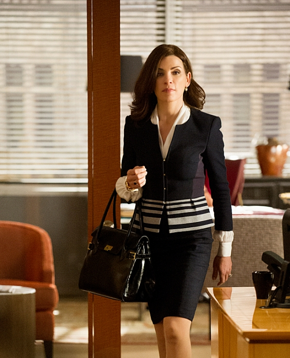 The Good Wife And The Saint Alicia Brand Tv Ate My Wardrobe