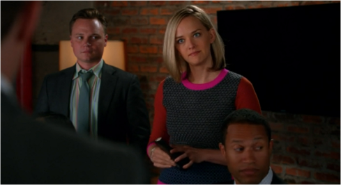 The Good Wife 6.02 Robyn