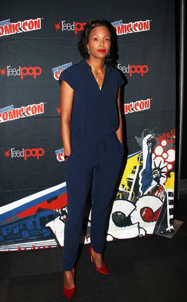 Aisha Tyler NYCC